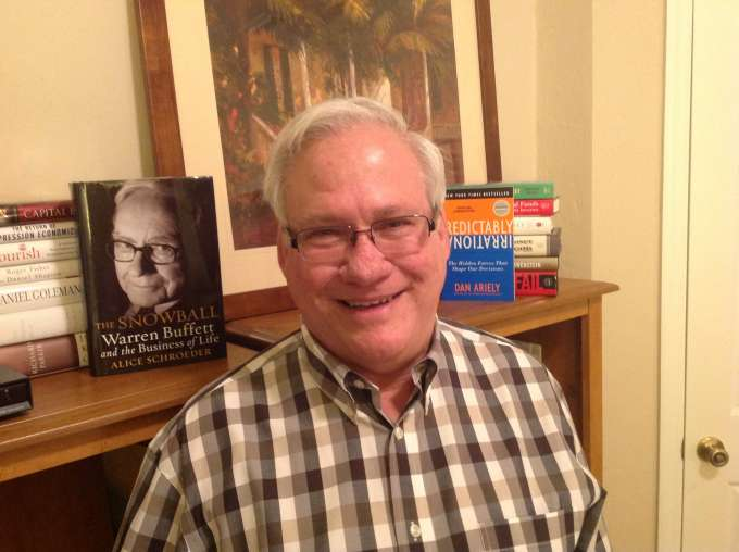 Peter McKay, Business Librarian
